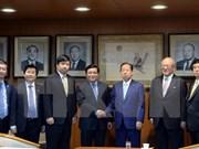 越日投资座谈会:越南承诺为日本企业在越南进行投资创造便利条件