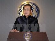 泰国总理巴育称2018年大选前解除政党集会禁令
