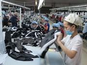 2017年第一季度越南进出口额突破91亿美元