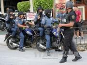 菲律宾南部连续发生爆炸事件 致7人受伤
