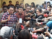 印尼雅加达特区省长选举进入第二轮投票