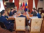 美国议员助理:美国两党支持重视同越南的全面伙伴关系