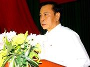 越南代表出席第19届共产党和工人党国际会议筹备工作领导小组会议