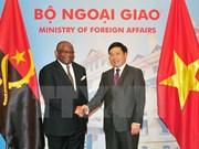 越南一向重视与安哥拉的传统友好关系