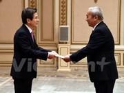韩国代总统高度评价韩越友好合作关系