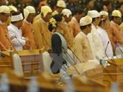 缅甸联邦议会第五届会议将于5月举行