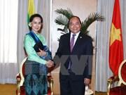 缅方同意继续为越企在缅投资兴业提供便利条件