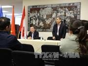 越南驻加拿大大使走访慰问旅加越侨
