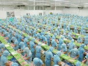 今年前4月越南水产品出口额达21亿美元