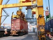 今年前4月越南贸易逆差额达近28亿美元