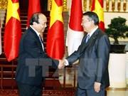日本国会众议院议长圆满结束对越南进行访问之旅