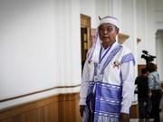 缅甸上议院议长曼温凯丹即将对越南进行正式访问