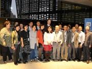 澳大利亚为越南培训防洪专家