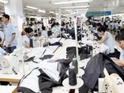 越南纺织业与制鞋业参加全球供应链面临不少挑战