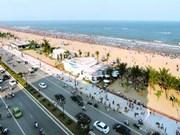 越南力争将岑山建设成为国家重点旅游城市