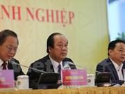 越南政府发言人梅进勇:为企业排忧解难是政府的重要责任