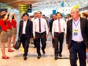 越捷航空公司开通岘港市至首尔市直达航线