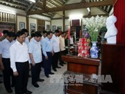 国内外各地举行纪念胡志明主席诞辰127周年活动