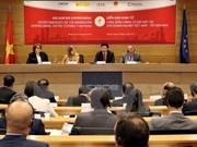 范平明副总理主持越南-西班牙经济论坛