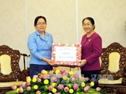 越老建交55周年:胡志明市与老挝各地联合开展系列庆祝活动