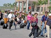 2017年前5个月赴越中国游客量增长55%