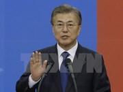 韩国总统强调促进韩国与亚欧多国关系的重要性