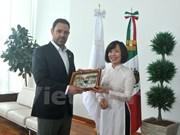 越南与墨西哥各地方加强合作