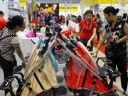 2017年越南国际零售业及特许经营权转让展在胡志明市正式开幕