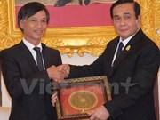 泰国总理巴育:泰越两国关系正处于历史上最好的阶段