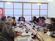 越俄全面战略伙伴关系科学圆桌研讨会在俄罗斯举行