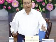 阮春福总理:尽力帮助企业解决困难 推动经济增长