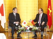 越南政府总理:日本企业应加大对越南的投资力度