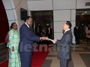 越南与纳米比亚促进互利合作