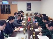 越南与日本加强防务合作