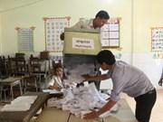 柬埔寨国家选委会确认人民党在乡分区理事会选举获胜