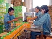 越南食品和饮料出口美国的机会