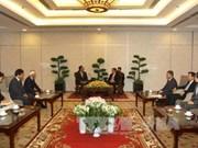 胡志明市与日本加强监察及行政咨询的合作