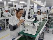 越南与韩国促进机器和电子领域的合作
