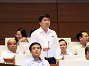 越南第十四届国会第三次会议发表第十五号公报