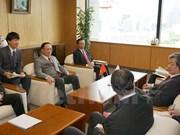 越南与日本加强打击犯罪的合作