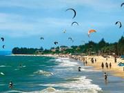 将平顺省培育成为国家海洋旅游与体育运动中心