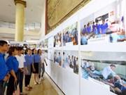 响应打击毒品行动月集会活动在北江省举行