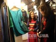 第六届广南省遗产节:推崇越南传统丝绸文化