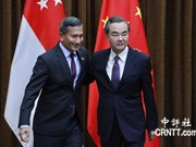 新加坡与中国呼吁尽快完成RCEP