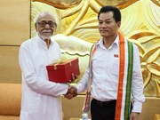 越南与印度加强民间交流合作