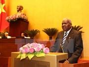 古巴全国人大主席:古巴把扩大与越南合作摆在优先地位