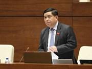 越南第十四届国会第三次会议:提高公共投资和外商投资效率