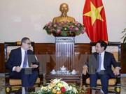 越俄第9次战略对话和外交副部长级政治磋商在河内举行