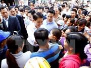 河内市公安机关起诉同心乡非法拘禁人员案件