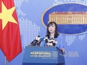 越南外交部发言人:未收到英国伦敦公寓楼火灾越南人伤亡的报告